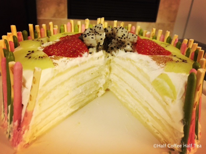 Durian Cake7